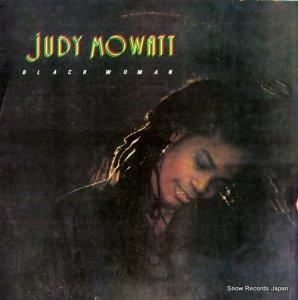 ジュディ・モアット - black woman - DSR0097