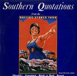 ザ・ローリング・ストーンズ - southern quotations - 2-7722
