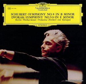 ヘルベルト・フォン・カラヤン - シューベルト:交響曲第8番ロ短調「未完成」 - MG2156