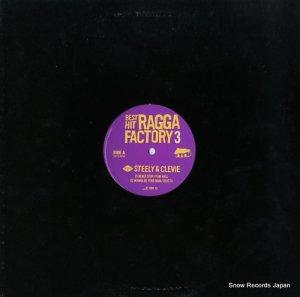 スティーリィー&クリーヴィ - best hit ragga factory 3 - RR12-88457