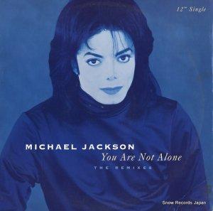 マイケル・ジャクソン - you are not alone (the remixes) - 4978003