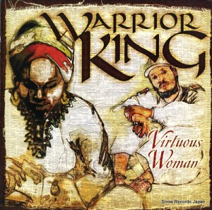 ウォーリアー・キング - virtuous woman - VPRL1648