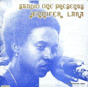 ジェニファー・ララ - studio one presents jennifer lara - SOLP0138