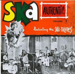 V/A - ska authentic volume 2 - WIRL-LP-6
