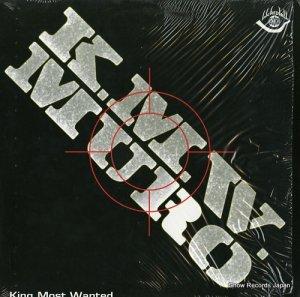 MURO - k.m.w.(king most wanted) - KODP98003