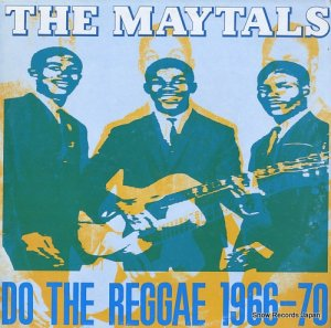 トゥーツ・アンド・ザ・メイタルズ - do the reggae 1966-70 - ATLP103