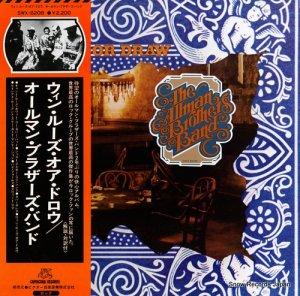 オールマン・ブラザーズ・バンド - ウィン、ルーズ・オア・ドロウ - SWX-6208