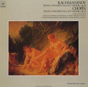 セシル・リカド - ラフマニノフ:ピアノ協奏曲第2番 - FCCA662
