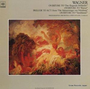 ロリン・マゼール - ワーグナー:管弦楽名曲集 - FCCA663