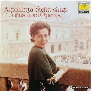 アントニエッタ・ステルラ - オペラ・アリア集 - MGX7069