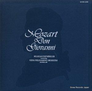 ヴィルヘルム・フルトヴェングラー - モーツァルト:「ドンジョヴァンニ」全曲 - OP-7509-12-BS