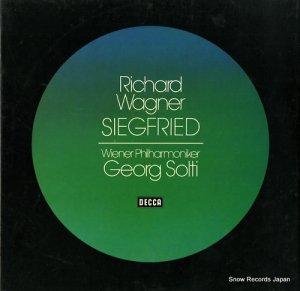 ゲオルグ・ショルティ - wagner; siegfried - 6.35252FX