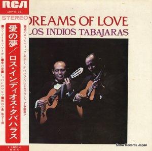 ロス・インディオス・タバハラス - 愛の夢 - SHP-6133