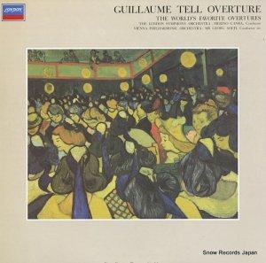 V/A - ロッシーニ:ウィリアム・テル序曲/オペラ序曲名曲集 - FCCA7006