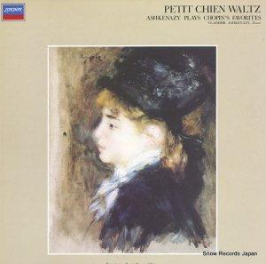ヴラディーミル・アシュケナージ - ショパン:小犬のワルツ/ショパン・ピアノ名曲集 - FCCA7007
