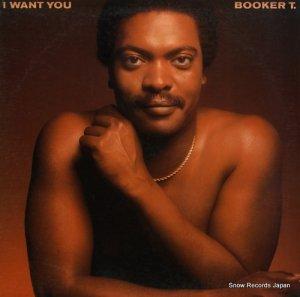 ブッカー・T・ジョーンズ - i want you - SP-4874
