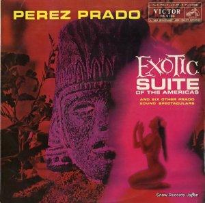 ペレス・プラート - エキゾチック・アメリカ組曲 - RA-5126