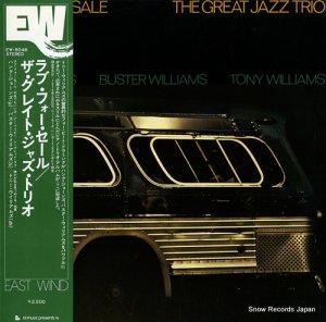 ザ・グレイト・ジャズ・トリオ - ラブ・フォー・セール - EW-8046