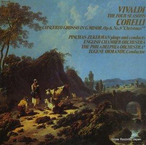 ピンカス・ズーカーマン - ヴィヴァルディ:ヴァイオリン協奏曲「四季」作品8の1−4 - FCCA145