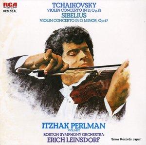 イツァーク・パールマン - チャイコフスキー:ヴァイオリン協奏曲ニ長調作品35 - SRA-2951