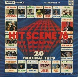 V/A - hitscene '76 - PR5023