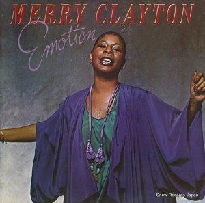 メリー・クレイトン - emotion - MCA-3200