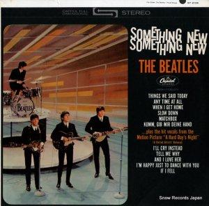ザ・ビートルズ - something new - ST2108