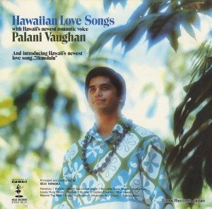 パラニ・ヴォーン - hawaiian love songs - HS-535