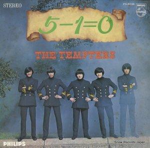 ザ・テンプターズ - 5−1=0/ザ・テンプターズの世界 - FS-8038