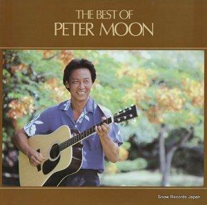 ピーター・ムーン・バンド - the best of peter moon - PS-1013