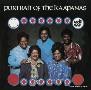 KAAPANA FAMILY - portrait of the kaapanas - SP79033