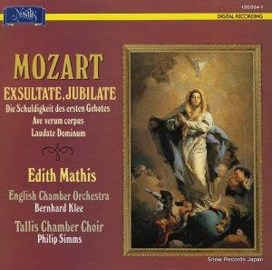 エディト・マティス - mozart; exsultate, jubilate - 150064-1