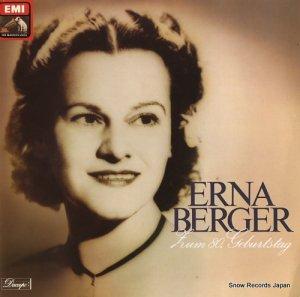 エルナ・ベルガー - zum 80. gebertstag - 1C137-46104/05M
