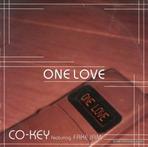 CO-KEY - one love - GMD-003