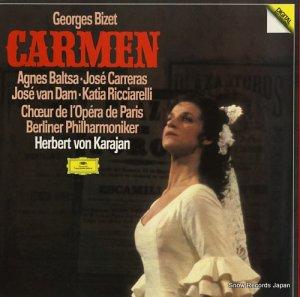 ヘルベルト・フォン・カラヤン - bizet; carmen - 2741025