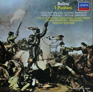 リチャード・ボニング - ベルリーニ:歌劇「清教徒」全曲 - L69C-1205/7