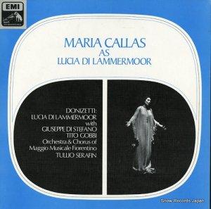 マリア・カラス - donizetti; lucia di lammermoor - SLS5056