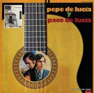 ペペ・デ・ルシアとパコ・デ・ルシア - 現代フラメンコの星 - MP2465