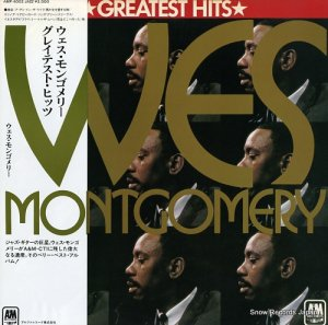 ウェス・モンゴメリー - グレイテスト・ヒッツ - AMP-4002