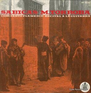 サビーカス - concierto flamenco - HH10-143