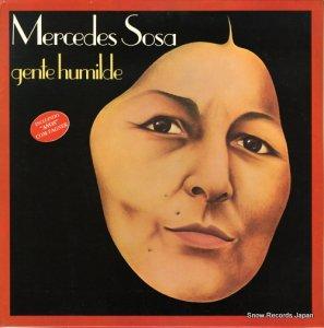 メルセデス・ソーサ - gente humilde - 6448234