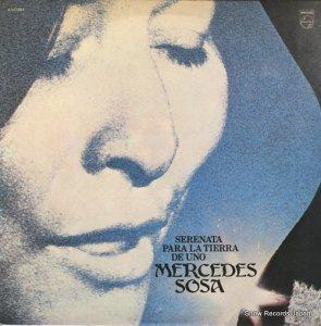 メルセデス・ソーサ - serenata para la tierra de uno - 6347384