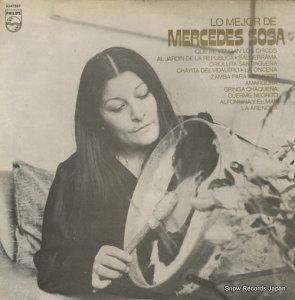 メルセデス・ソーサ - lo mejor de mercedes sosa - 6347387