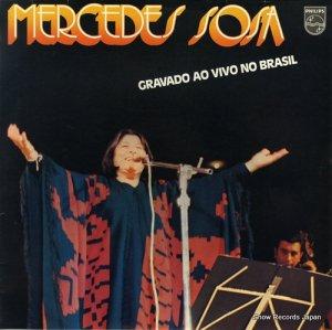 メルセデス・ソーサ - gravado ao vivo no brasil - 6485205