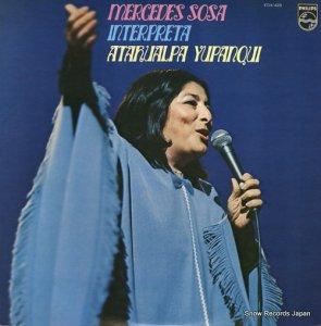 メルセデス・ソーサ - ユパンキを歌う - FDX-428