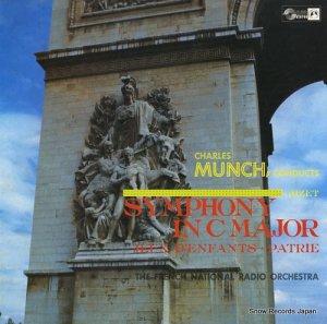 シャルル・ミュンシュ - ビゼー:交響曲第1番ハ長調 - CHJ-30068