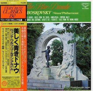 ウィリー・ボスコフスキー - 美しく青きドナウ/ウィンナ・ワルツ・ゴールデン・アルバム - SLC8006