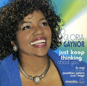 グロリア・ゲイナー - just keep thinking about you - 74321-81359-1