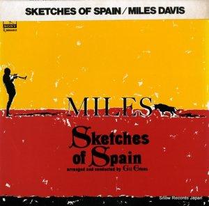 マイルス・デイビス - スケッチ・オブ・スペイン - SOPL-156