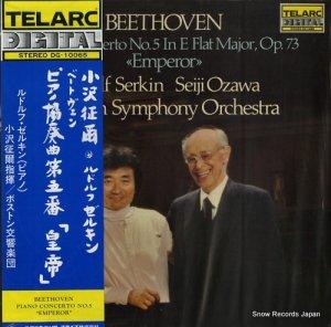 ルドルフ・ゼルキン/小澤征爾 - ベートーヴェン:ピアノ協奏曲第5番「皇帝」 - DG-10065